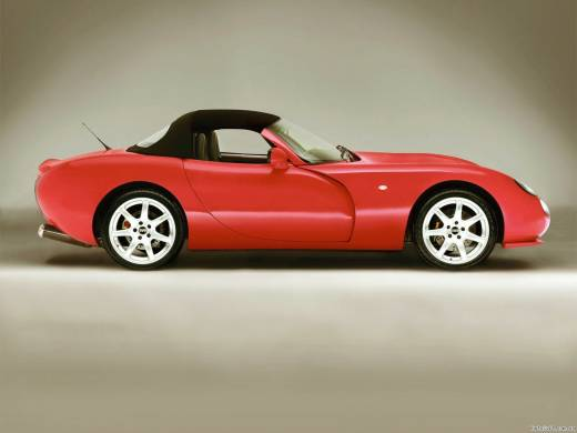 TVR Tuscan 4.0 i 24V Speed Six