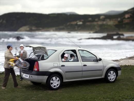 Dacia Logan 1.6i 16V