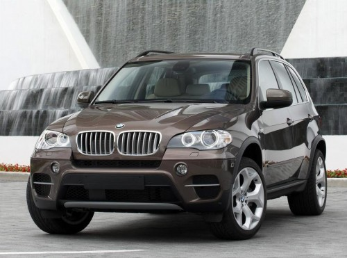 BMW X5 E70 1