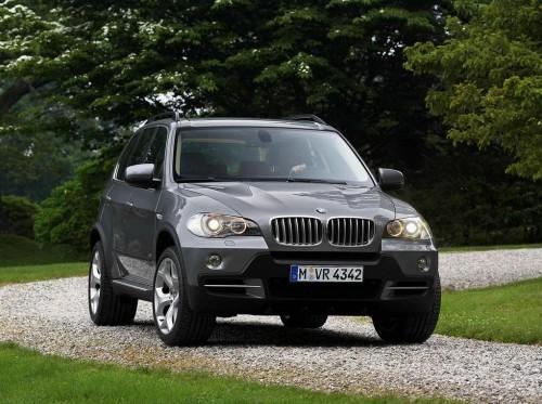 BMW X5 E70 6