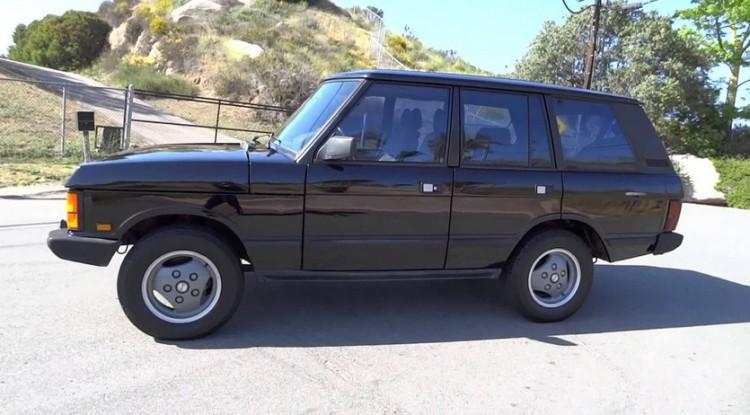 Land Rover Range Rover 3.9 V8
