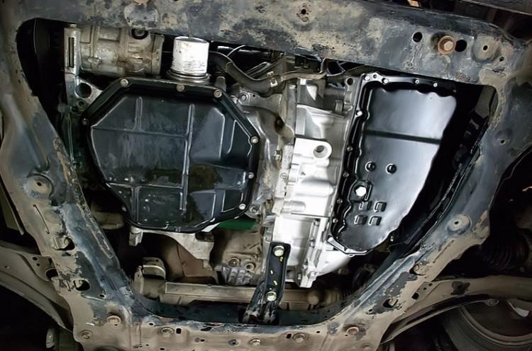 Nissan X-Trail ремонт