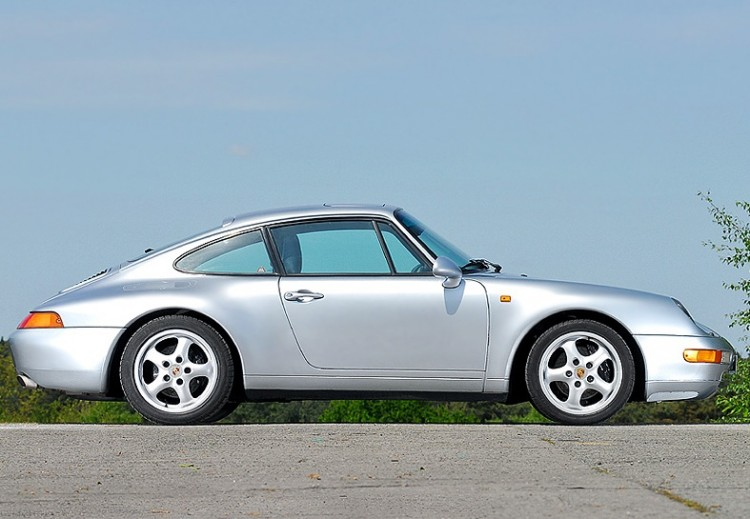 Porsche 911 3,6 Carrera